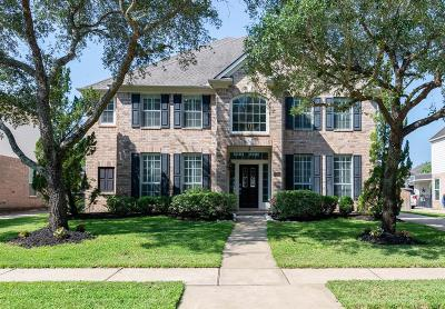 Cinco Ranch Single Family Home For Sale: 5114 Hollow Branch Drive