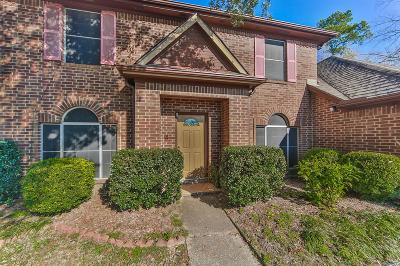Humble Single Family Home For Sale: 8531 Stagewood Drive