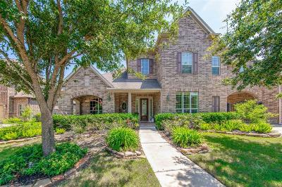 Katy Single Family Home For Sale: 27806 Norfolk Trail Lane