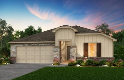 Hockley Single Family Home For Sale: 17703 Brahman Meadows Court