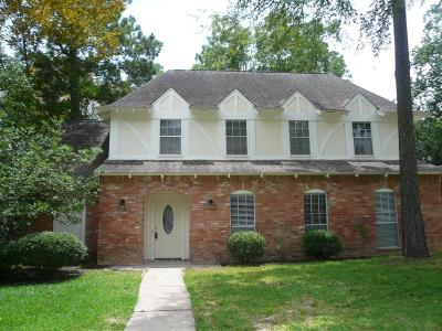Spring TX Rental For Rent: $1,700