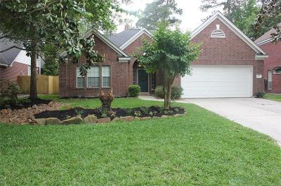 The Woodlands Single Family Home For Sale: 27 Leaf Spring Place