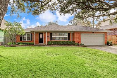 Houston Single Family Home For Sale: 2815 Fairhope Street