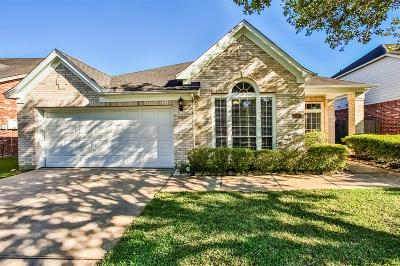 Katy TX Single Family Home For Sale: $269,000