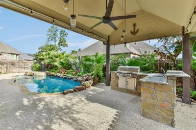 Humble Single Family Home For Sale: 12703 Waveland Bend Lane