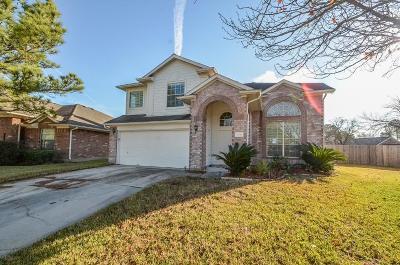 Houston Single Family Home For Sale: 10110 Elm Knoll Trail