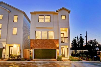Houston Single Family Home For Sale: 1012 Green Kensington