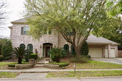 Houston Single Family Home For Sale: 6511 Cobblestone Hill Street