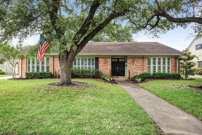 Houston Single Family Home For Sale: 7718 Skyline Drive