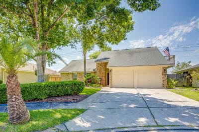 League City Single Family Home For Sale: 2004 Tuscarora Court