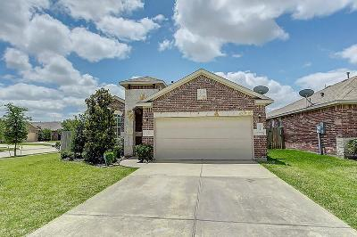 League City Single Family Home For Sale: 3203 Carriage Cove Court