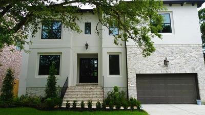 Houston Single Family Home For Sale: 3631 Grennoch Lane