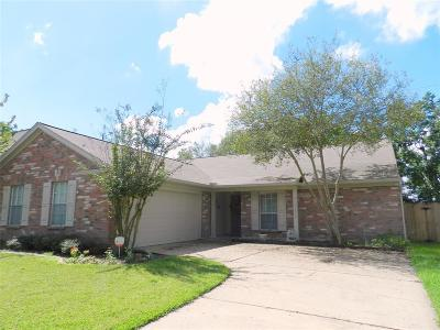 Spring TX Single Family Home For Sale: $187,500