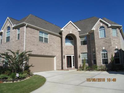 Katy Single Family Home For Sale: 27514 Macklind Ridge Lane