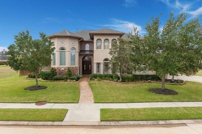 Richmond Single Family Home For Sale: 11511 Lago Verde Drive
