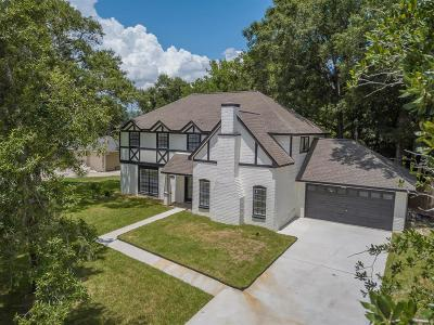 Montgomery County Single Family Home For Sale: 2604 N Woodloch Street
