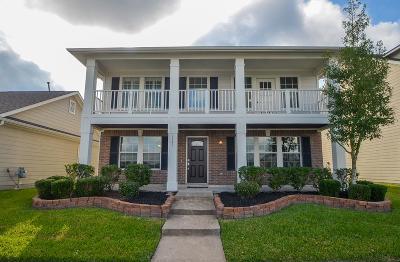 Katy Single Family Home For Sale: 6147 E Settlers Lake Circle
