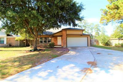 Spring TX Single Family Home For Sale: $215,000