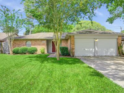 Friendswood Single Family Home For Sale: 16431 Tibet Road