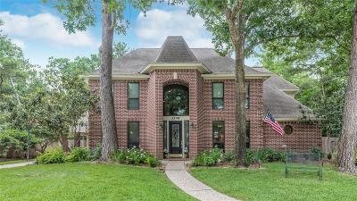 Kingwood Single Family Home Pending: 3206 Big Fir Drive