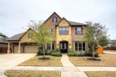 Katy Single Family Home For Sale: 26918 Wedgewater Crest Lane