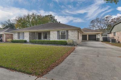 Pasadena Single Family Home For Sale: 1506 Louisiana Avenue