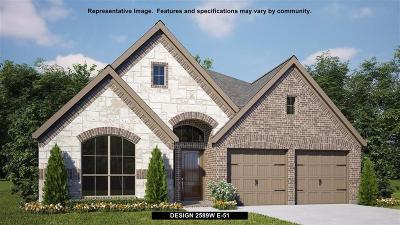 Manvel Single Family Home For Sale: 2236 Blackhawk Ridge Lane