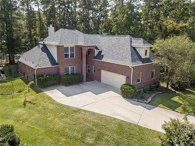 Montgomery Single Family Home For Sale: 16800 Falcon Sound Drive