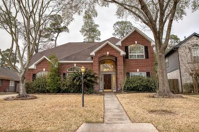 Spring Single Family Home For Sale: 406 N Cypress Estates Circle