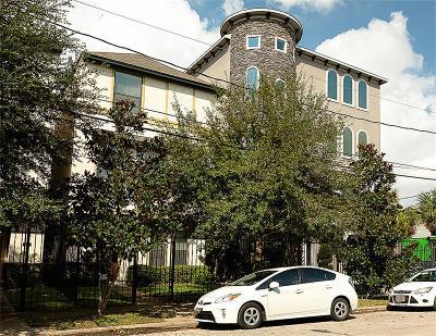 Houston Condo/Townhouse For Sale: 2808 St Emanuel Street