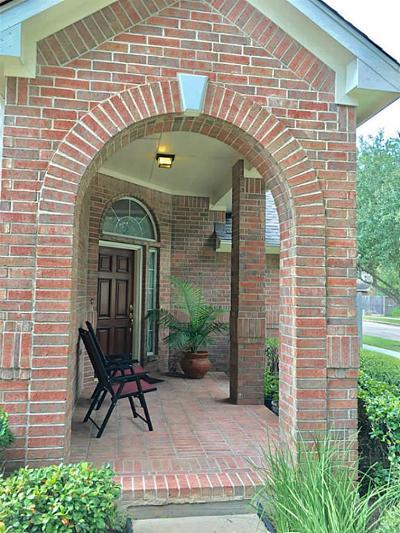 Missouri City Single Family Home For Sale: 3802 Alpine Circle