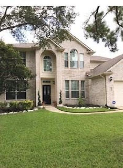 Houston Single Family Home For Sale: 12027 Canyon Mills Drive