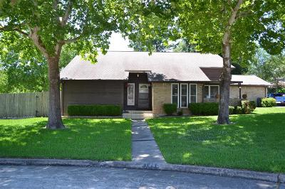 Conroe Single Family Home For Sale: 11850 La Salle Heights Court