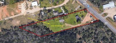 Conroe Residential Lots & Land For Sale: 11960 Fm 3083 Road