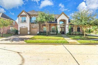 Katy Single Family Home For Sale: 26715 Valleyside Drive
