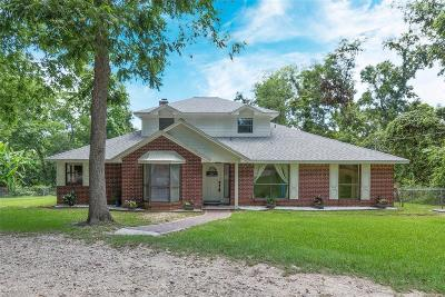 Dayton Single Family Home For Sale: 10881 Fm 1409