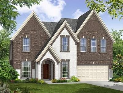 Tomball Single Family Home For Sale: 12118 Brighton Brook Lane