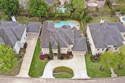 Houston Single Family Home For Sale: 1627 Ashbury Park Drive