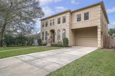 Houston Single Family Home For Sale: 5532 Aspen Street