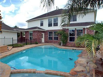 Pearland Single Family Home For Sale: 3402 Irish Shores Lane