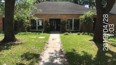 Houston Single Family Home For Sale: 710 Langwood Drive