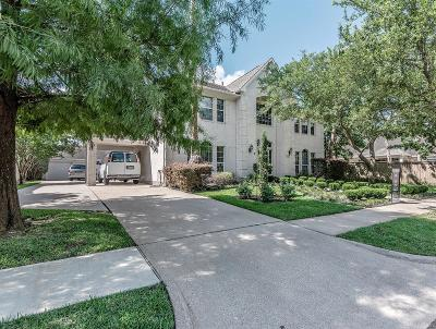 Seabrook Single Family Home For Sale: 3701 Coral Reef Drive