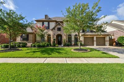 Cypress Single Family Home For Sale: 18805 N Bee Cave Springs Circle
