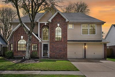 Pearland Single Family Home For Sale: 3022 Norwich Street
