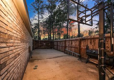 Montgomery Single Family Home For Sale: 11518 Walden Road