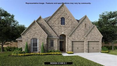 Pearland Single Family Home For Sale: 3213 Iris Trail Lane