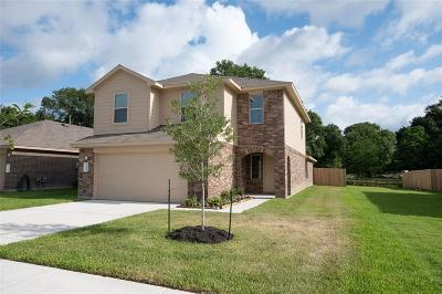 Tomball Single Family Home For Sale: 10122 Pine Trace Village