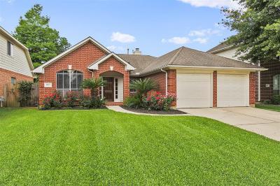 Spring Single Family Home For Sale: 20923 Thistleberry Lane