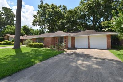 Timbergrove Manor Single Family Home For Sale: 6111 Waltway Drive