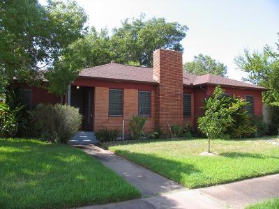 Galveston Single Family Home For Sale: 4605 Avenue P 1/2